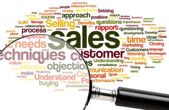 4 steps to sales training getting